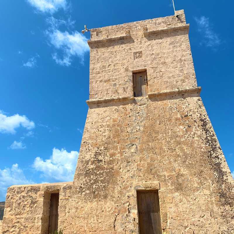 Għajn Tuffieħa Tower