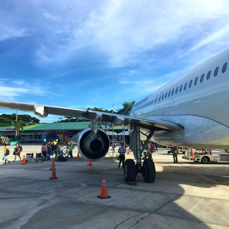 Dumaguete–Sibulan Airport