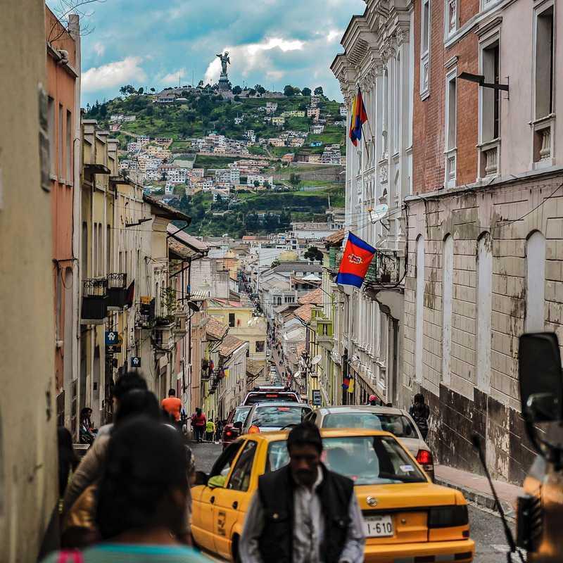 Historic Center of Quito