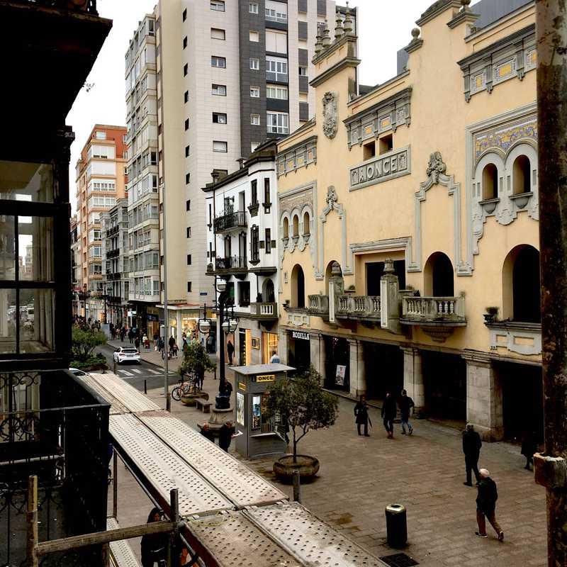 Calle Túnel Burgos