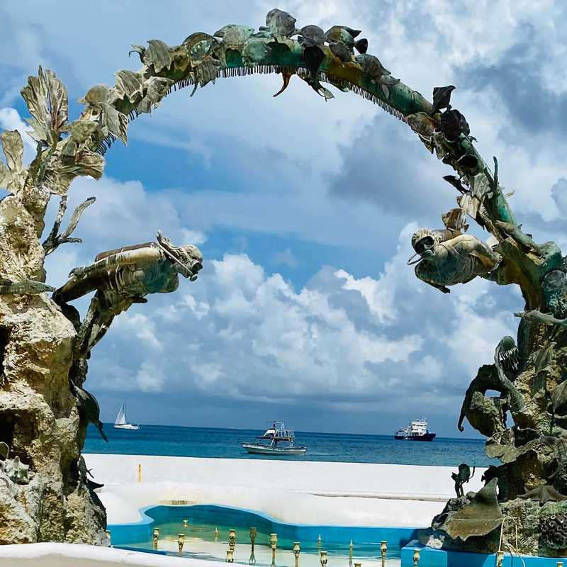 Trip Blog Post by @melanye.coleman: Cozumel, Mexico | 2 days in Sep (itinerary, map & gallery)