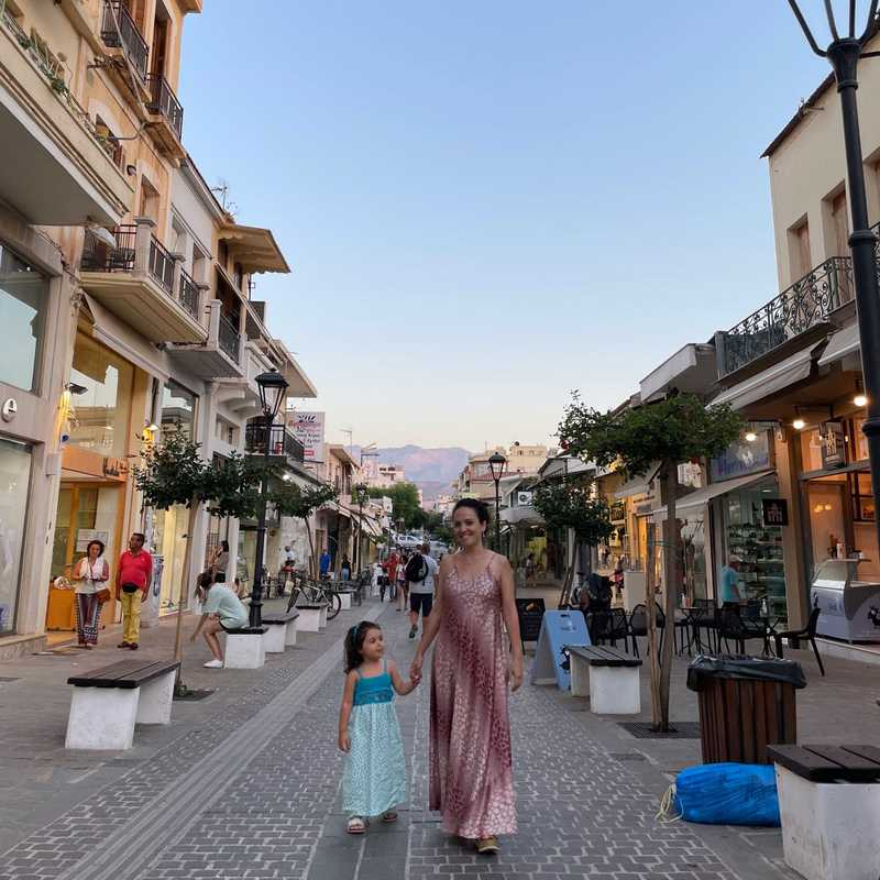 Trip Blog Post by @guitars: Creta 2021 | 9 days in Jul (itinerary, map & gallery)