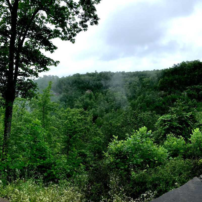 Red River Gorge Geological Area