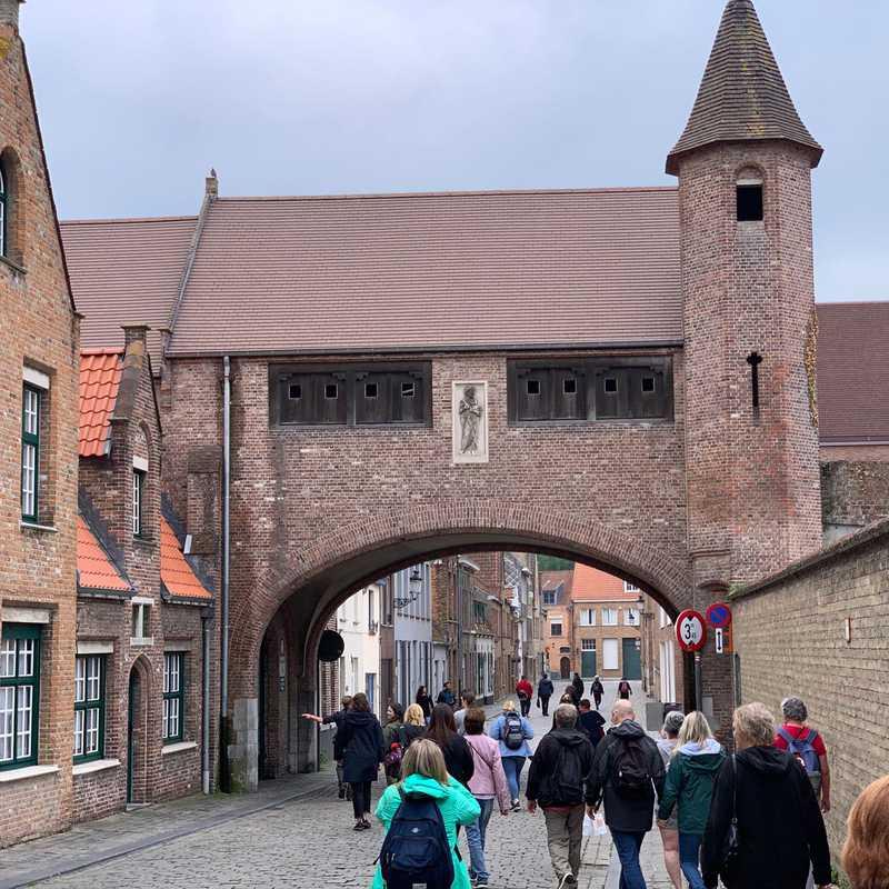 Porte Zonnekemeers