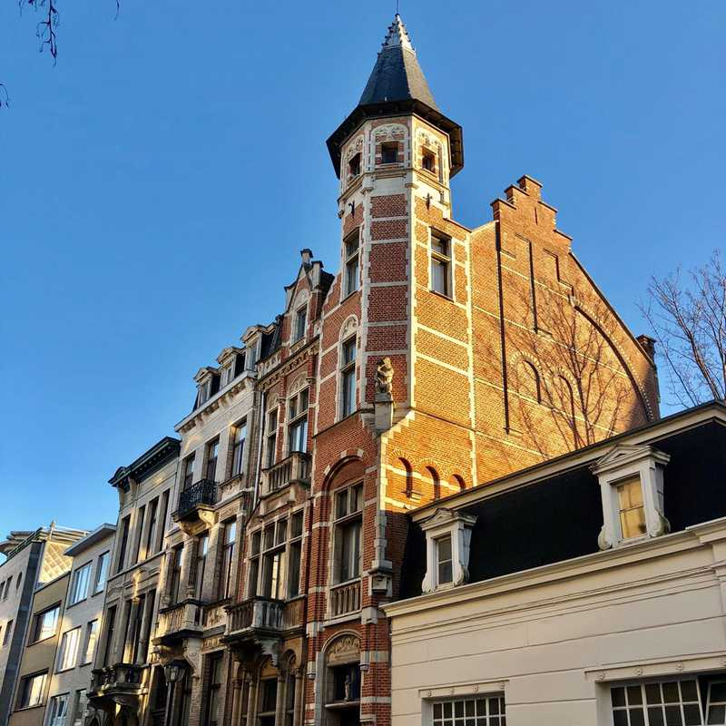 Trip Blog Post by @Charleseric: Cogels Osylei - Antwerp 2019 | 1 day in Dec (itinerary, map & gallery)