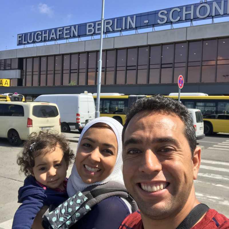 Flughafen Schönefeld Terminal (Airport)