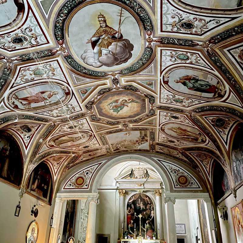 San Lino, Volterra