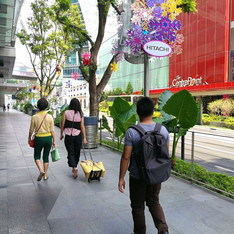 Orchard Road