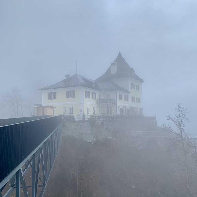"""Hallstatt Skywalk """"Welterbeblick"""" Aussichtsplattform"""