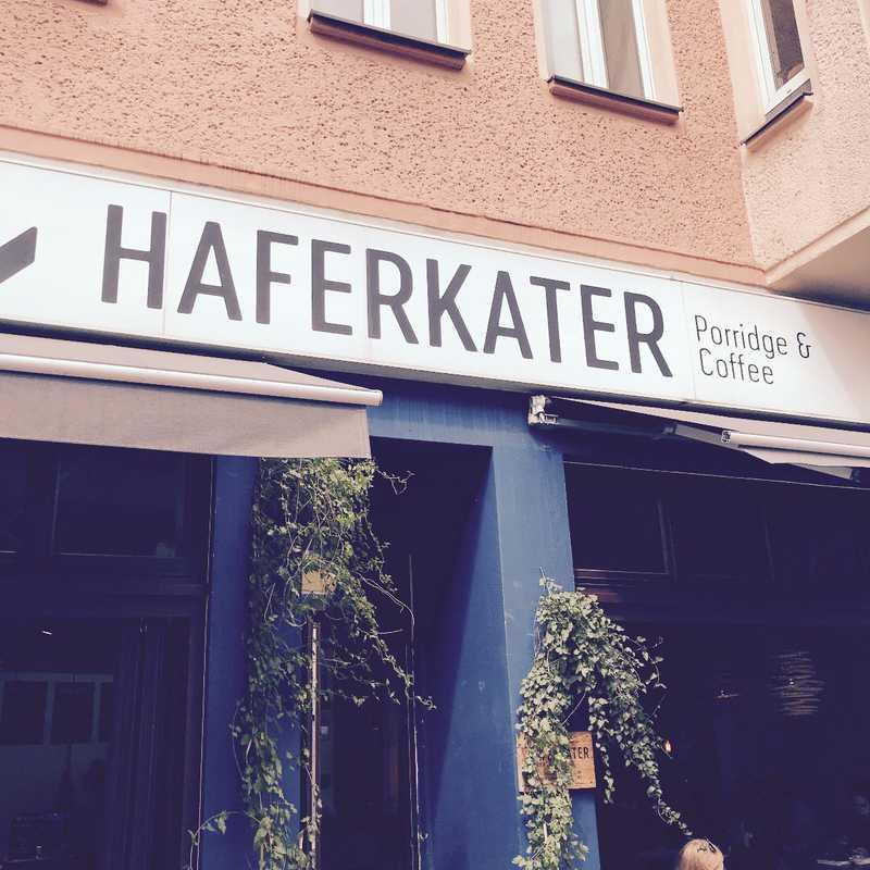 Café Haferkater, Mauerpark