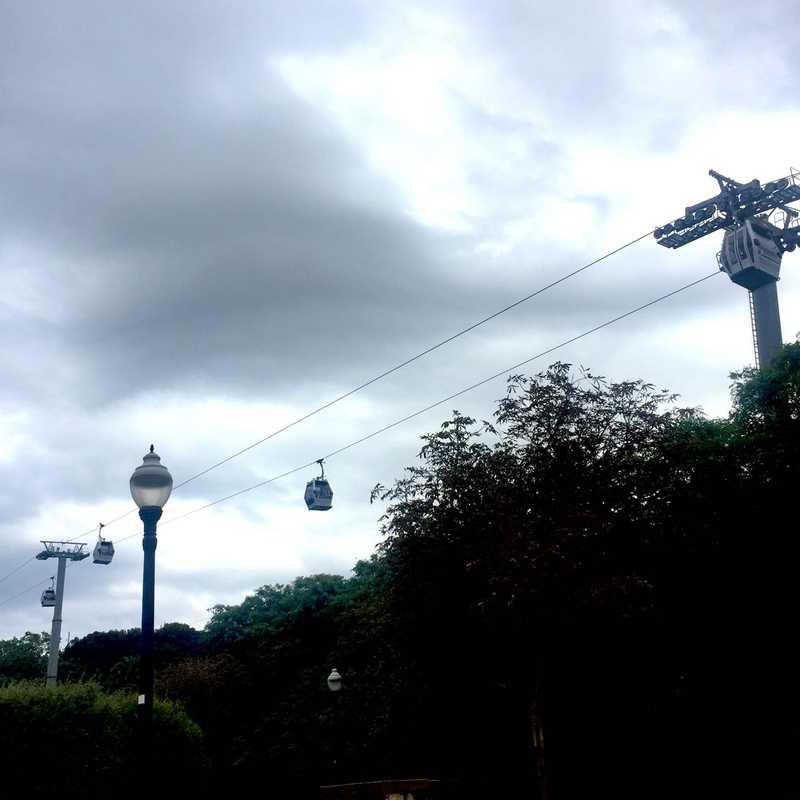 Parc del Mirador del Poble Sec