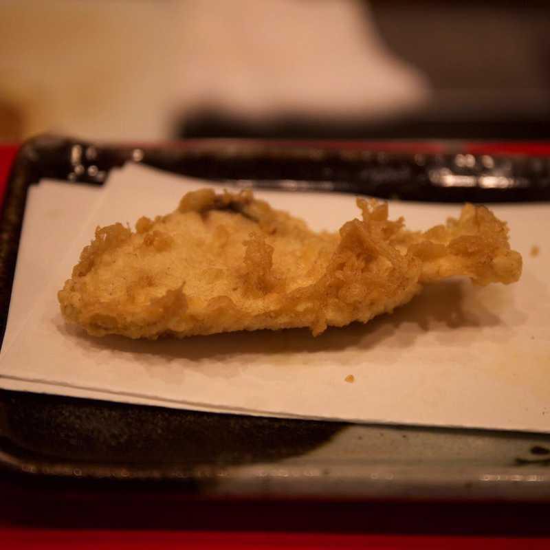 Best tempura restaurant!