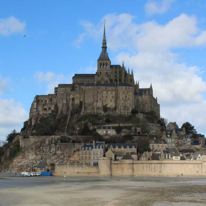 Mont Saint-Michel | 1 day trip itinerary, map & gallery