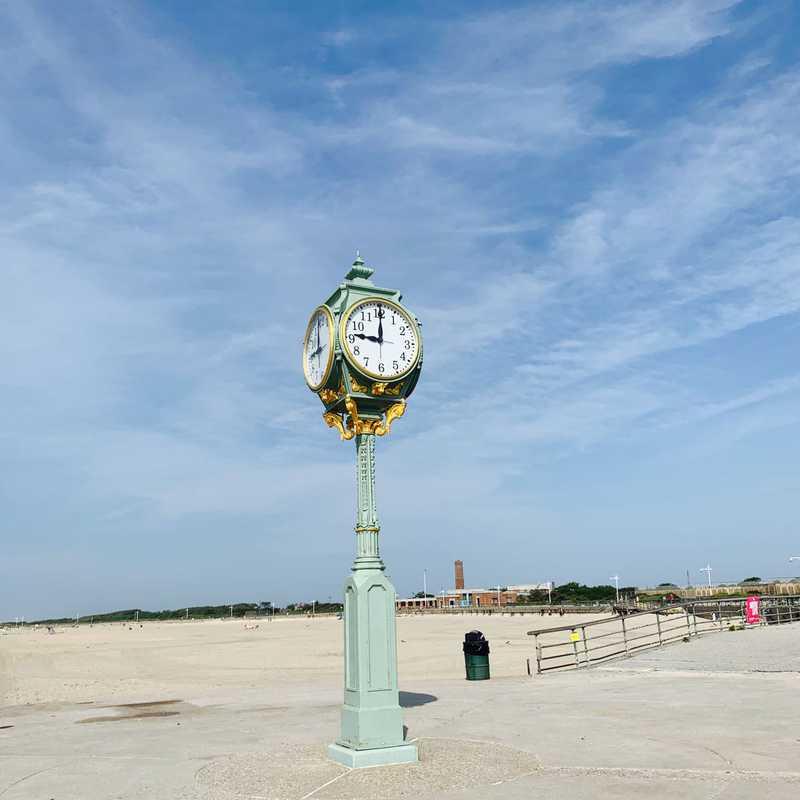 Wise Clock (a.k.a. Riis Park Memorial Clock)