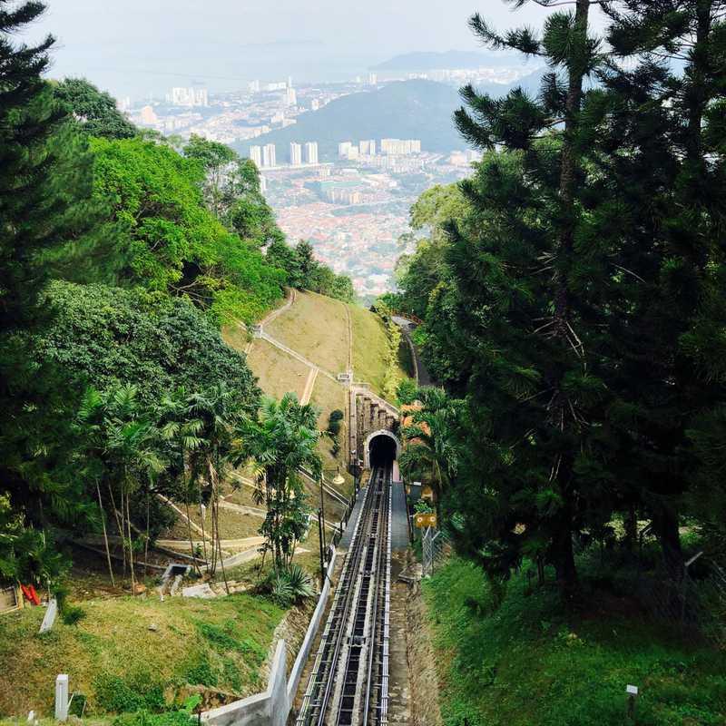 Penang Hill, 🇲🇾Malaysia 2020 | 1 day trip itinerary, map & gallery