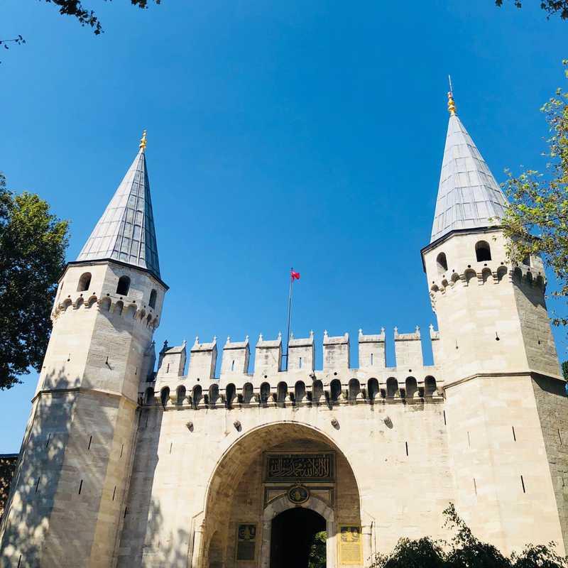 Place / Tourist Attraction: Topkapi Palace Museum (Fatih, Turkey)