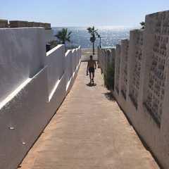 Marbella, playa Las Dunas 3