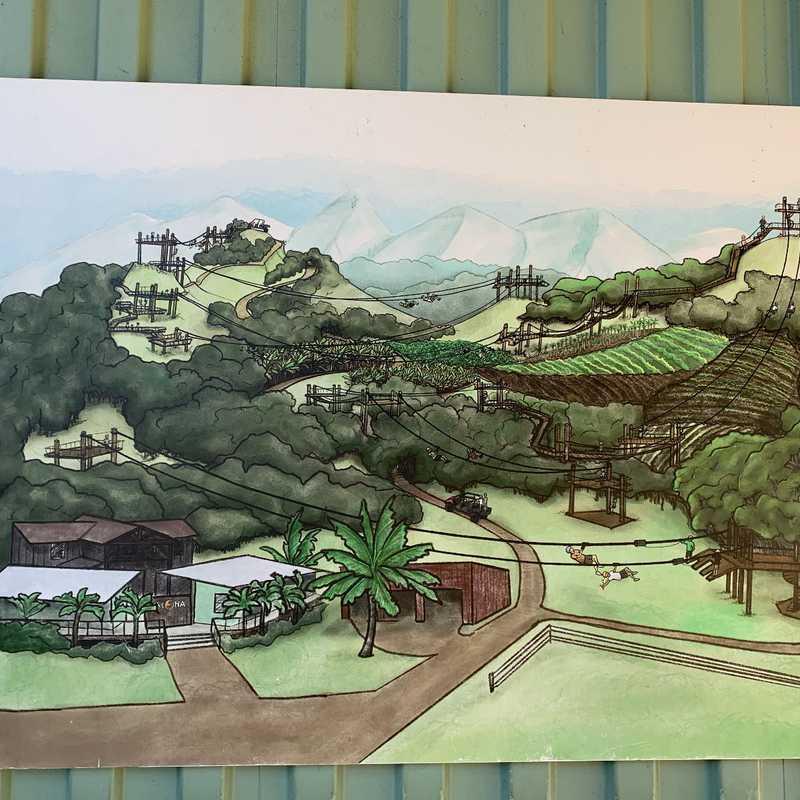 CLIMB Works Keana Farms - Zipline Tour