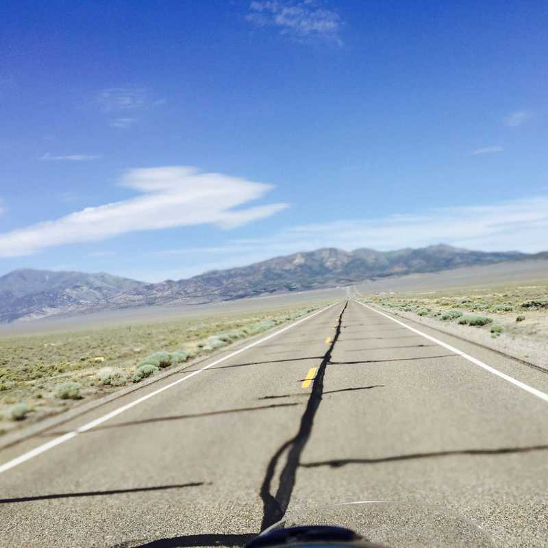 Rte 50 - The Loneliest Hwy
