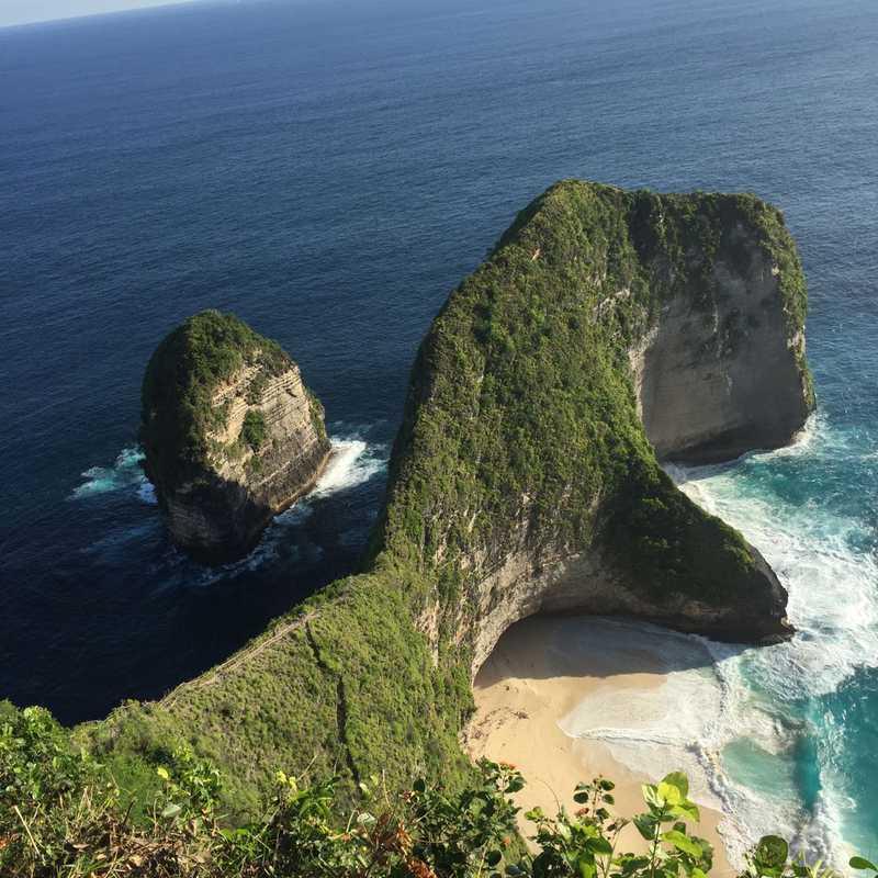 Trip Blog Post by @regina: Nusa Penida - April 2018 | 3 days in Apr (itinerary, map & gallery)