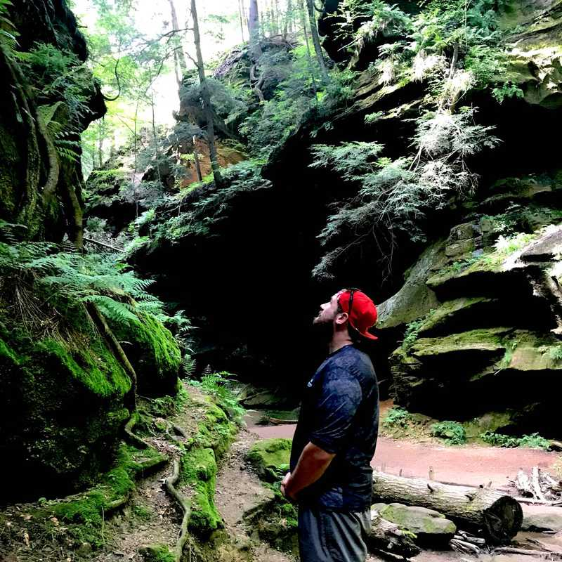 Conkles Hollow State Nature Preserve