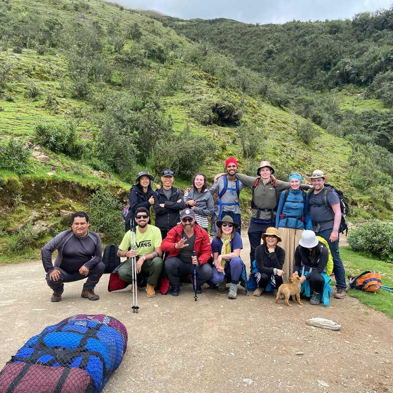 Salkatay Trek Start Point