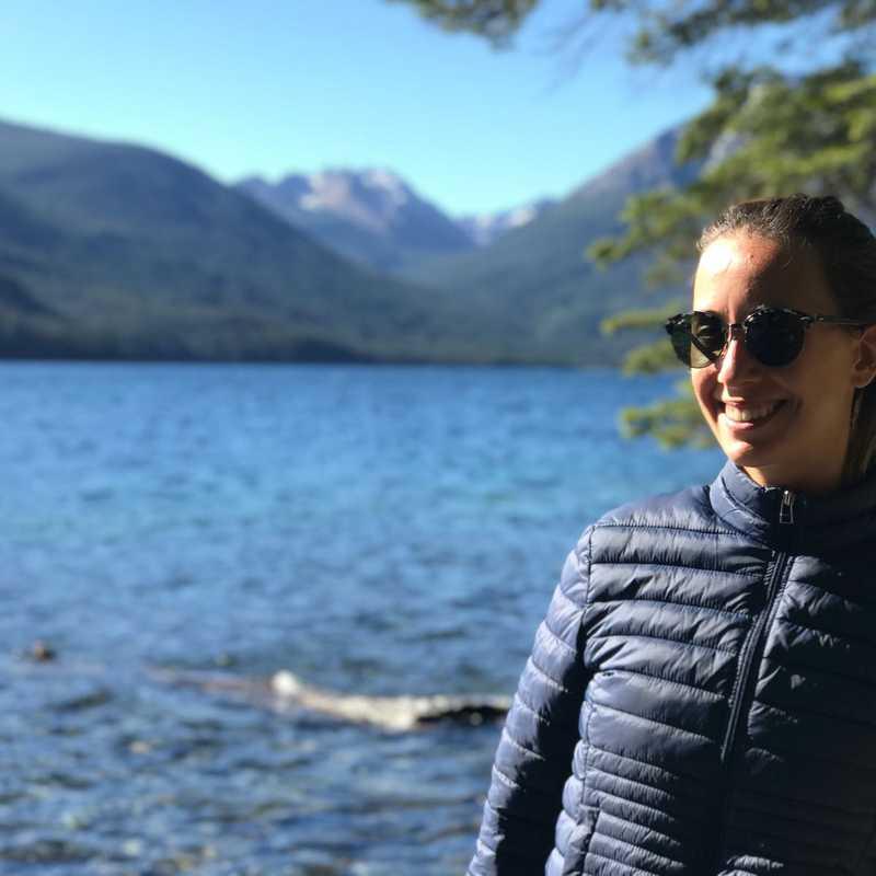 Mirador Lago Mascardi