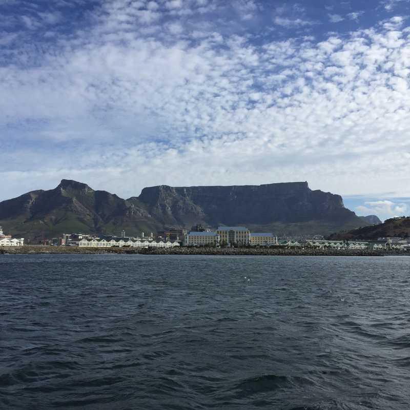 East Pier - Cape Town Harbour