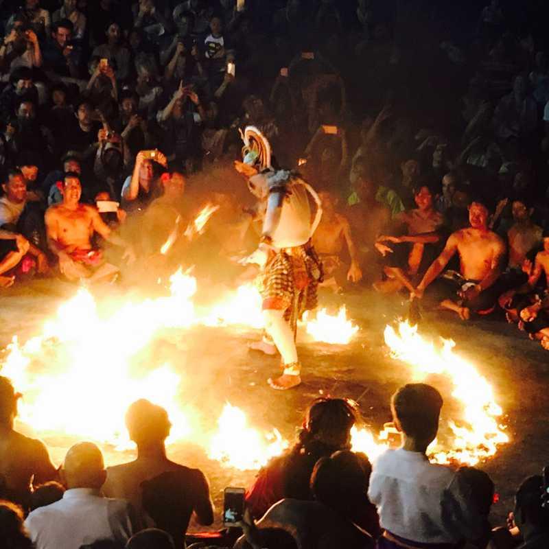 Uluwatu Kecak & Fire Dance