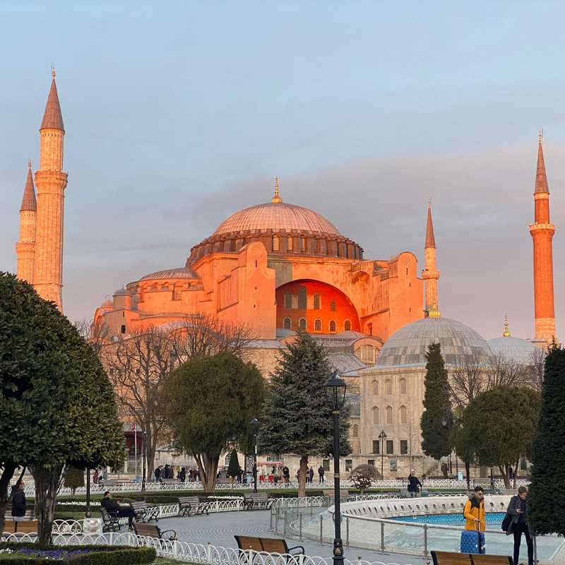 Trip Blog Post by @andy.rainey: Istanbul 2020 | 3 days in Jan/Feb (itinerary, map & gallery)