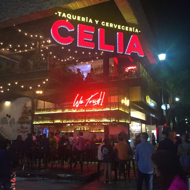 Taqueria Y Cerveceria Celia