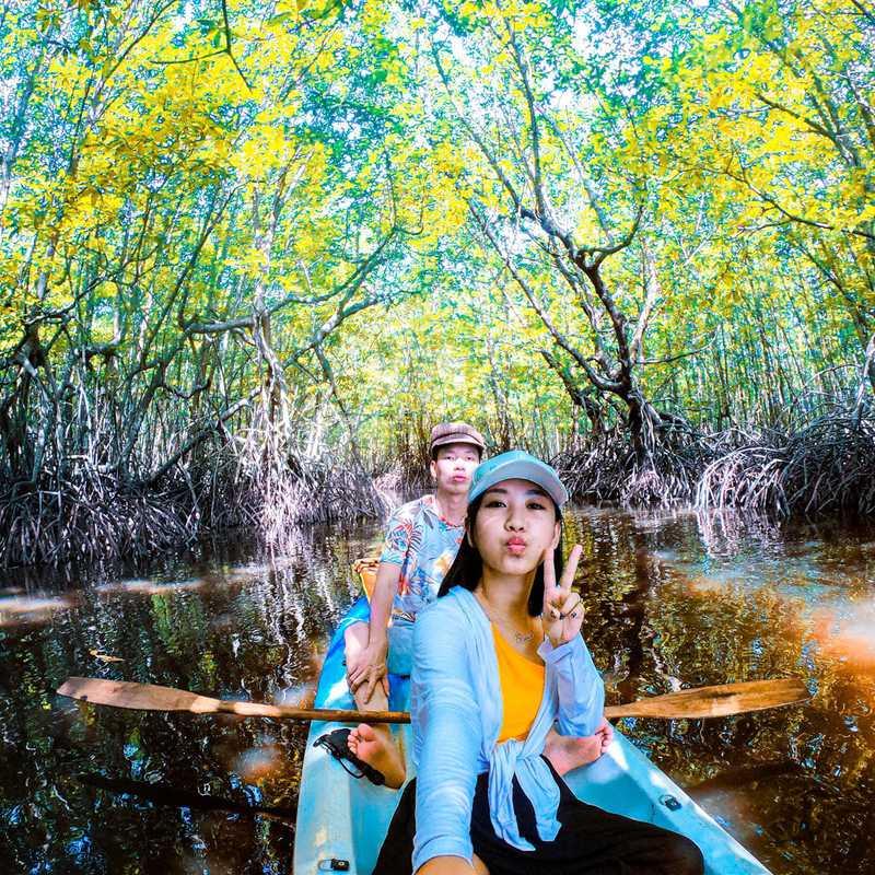 Peam Krasaop Wildlife Sanctuary