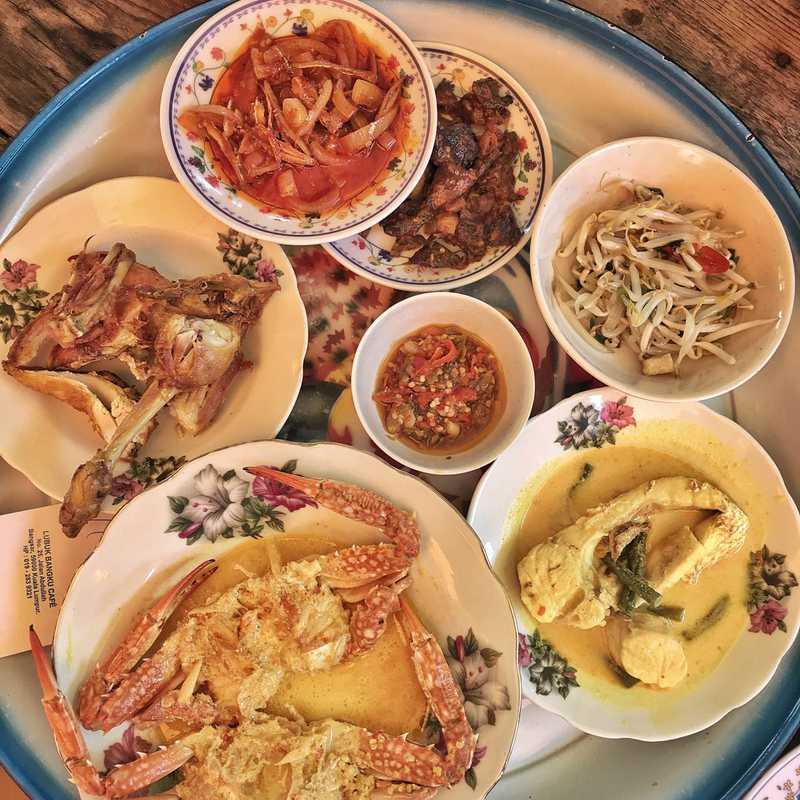 Lubuk Bangku D Cabin Cafe