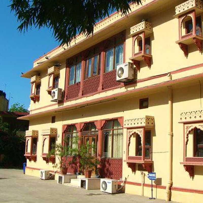Devi Niketan Heritage Hotel - A Wandertrails Stay