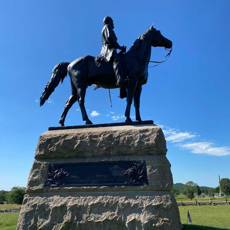 Monument to Major General George Gordon Meade