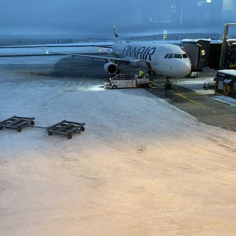 Rovaniemi Airport (RVN)