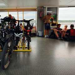 Ferry Wannsee-Kladow / Fähre Wannsee-Kladow