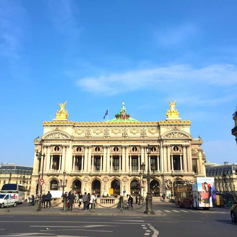 Trip Blog Post by @tiffany: France 2015 | 4 days in Mar (itinerary, map & gallery)