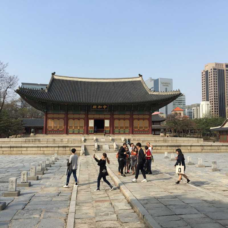 Trip Blog Post by @samochew: South Korea 2016 | 2 days in Apr (itinerary, map & gallery)