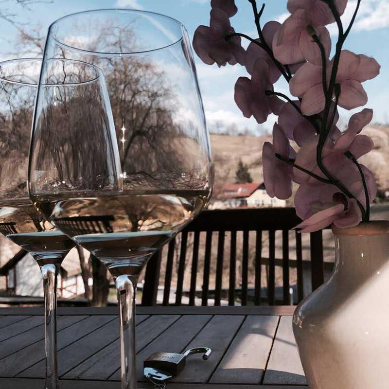 Chateau Ramšak, vineyard glamping resort