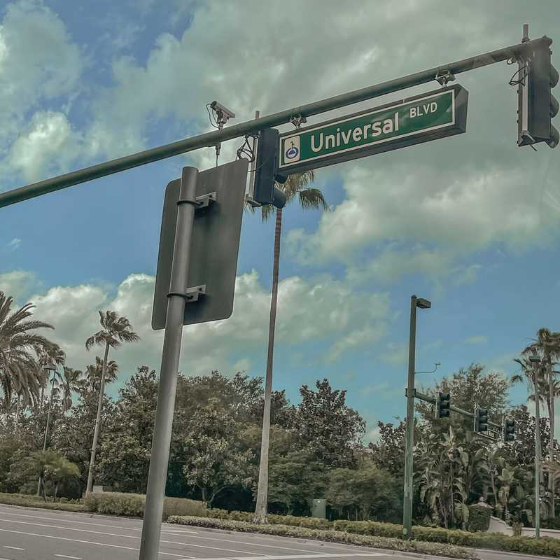 Universal Blvd