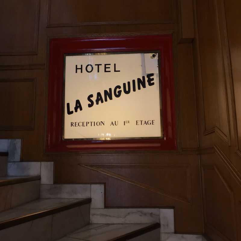 Hôtel La Sanguine