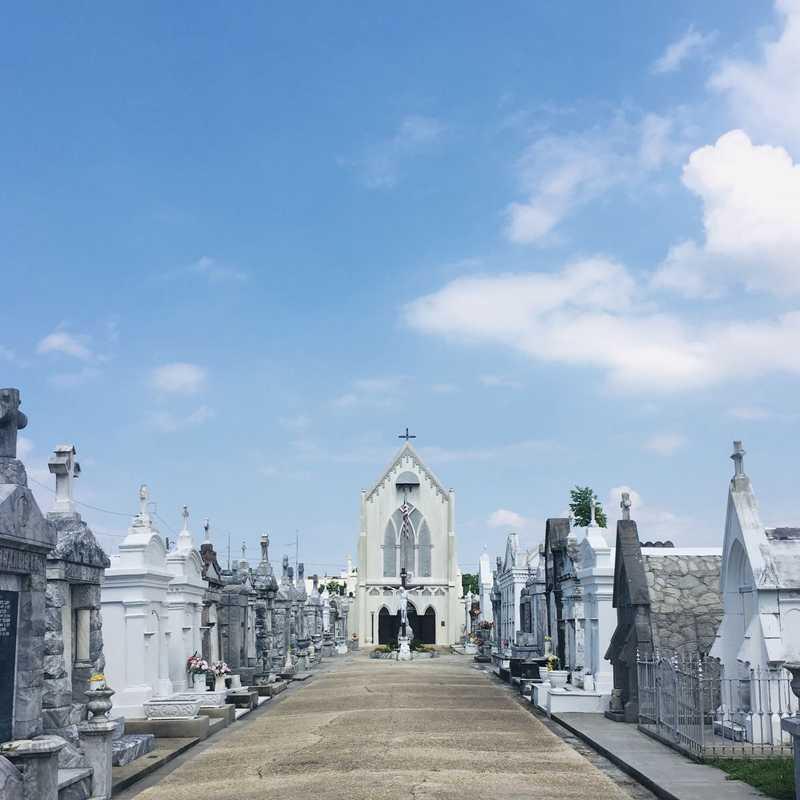 Saint Roch Cemetery #1