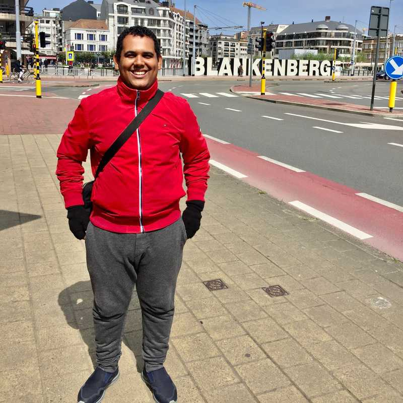Trip Blog Post by @Marcus: Blankenberge , Belgium 🇧🇪 | 1 day in May (itinerary, map & gallery)