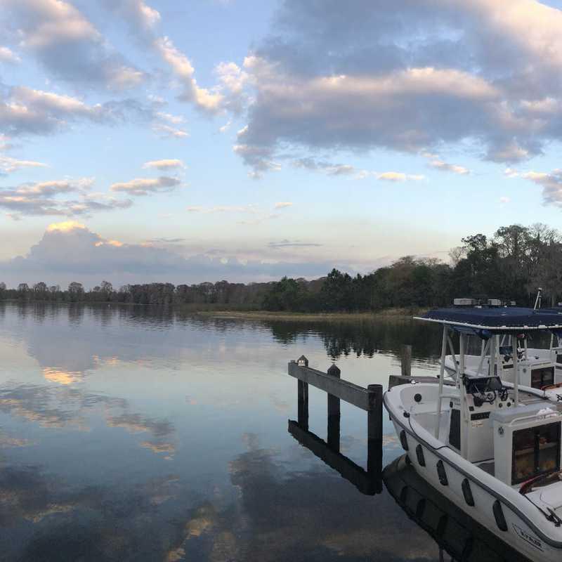 Boat Launch - Disney's Fort Wilderness Resort & Campground