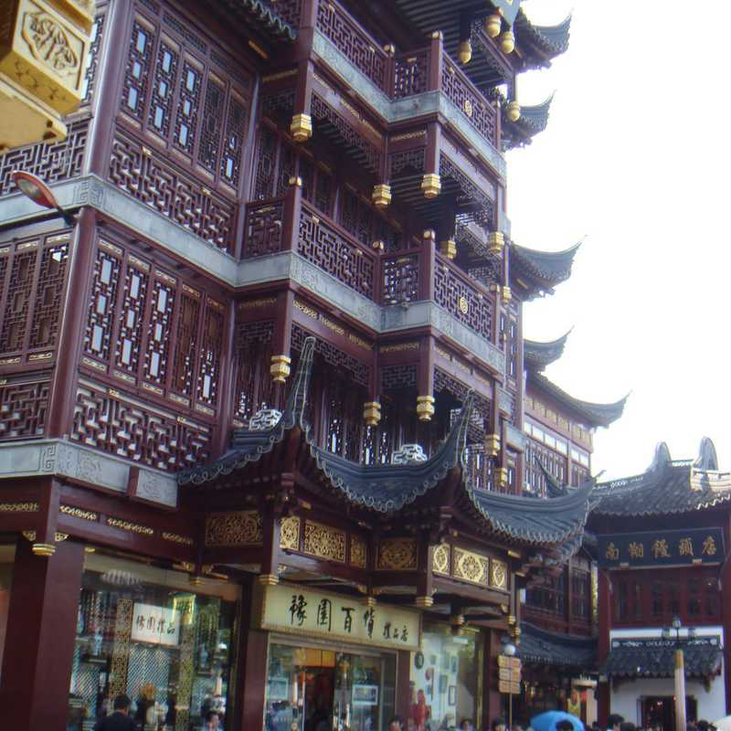 City Temple of Shanghai
