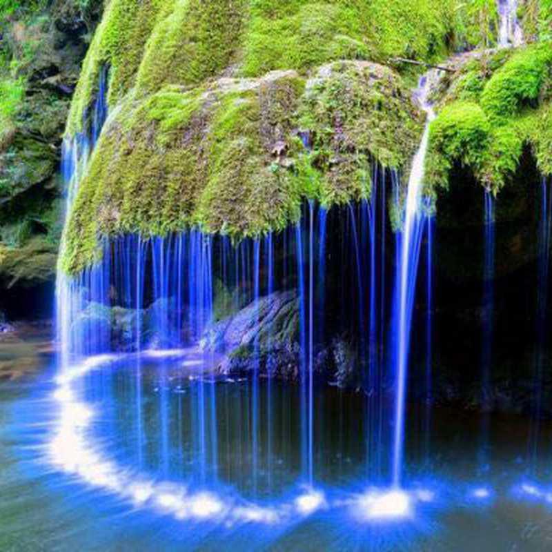 Bigar Cascade Falls