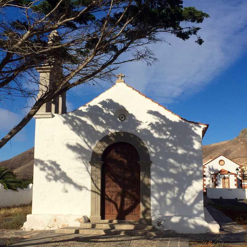 Ermita de San Pedro Alcantara de Ampuyenta