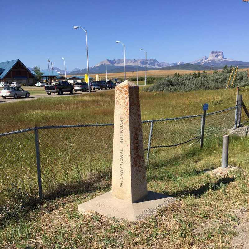 Canada Border Services Agency Carway