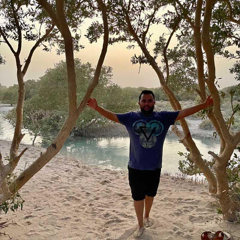 Thakira mangroves